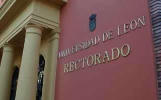 Rectorado. Universidad de León