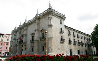 Rectorado. Universidad de Valladolid