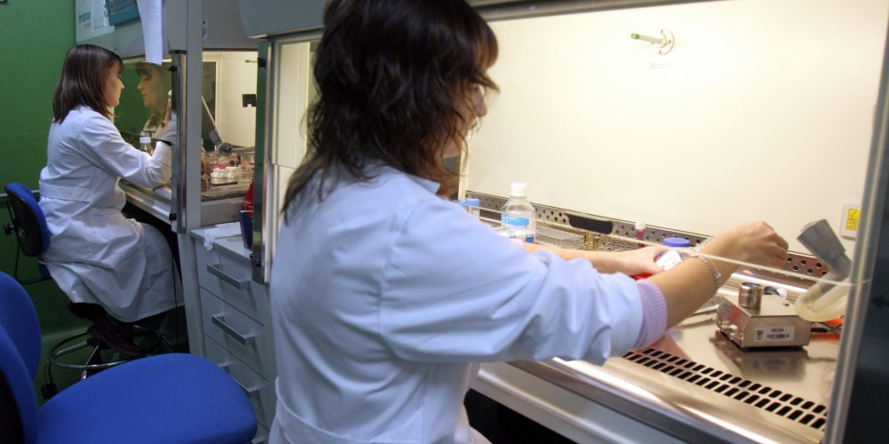 Laboratorios IBGM